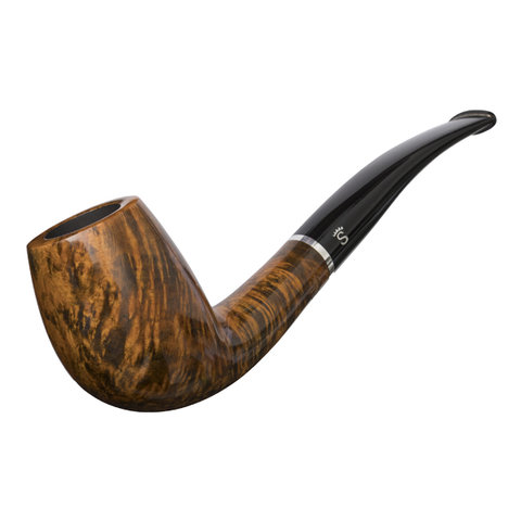 Stanwell amber light polished model 107