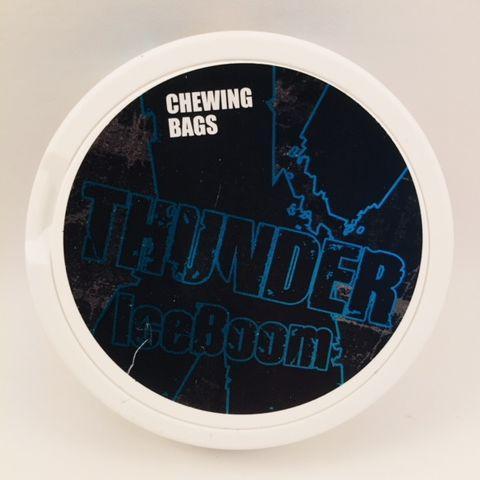 thunder iceboom