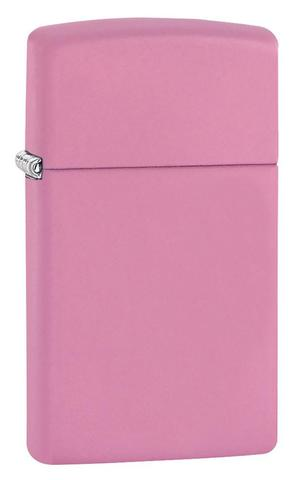slim pink