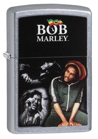 zippo bob marley