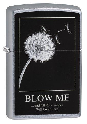 zippo blow me