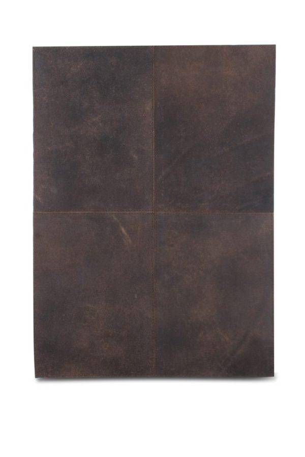 dækkeserviet brun vintage