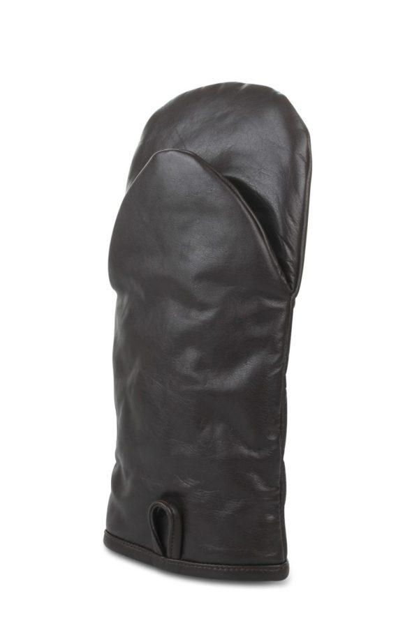 læder grill handske