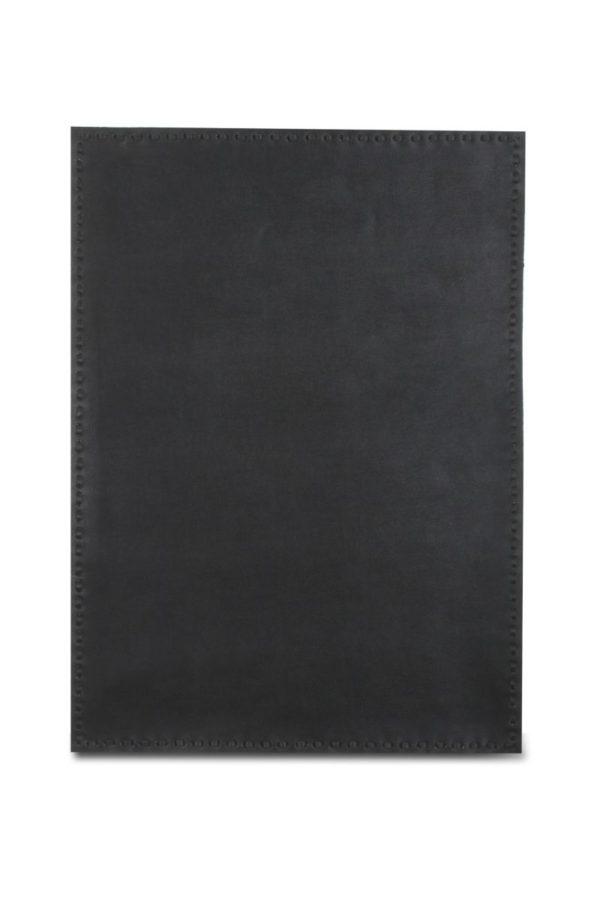 dækkeserviet sort