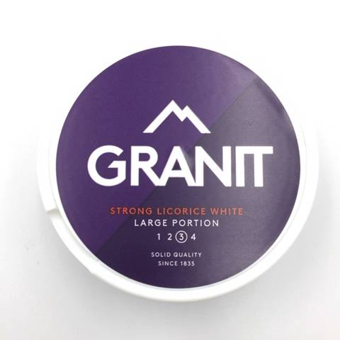 granit lakrids
