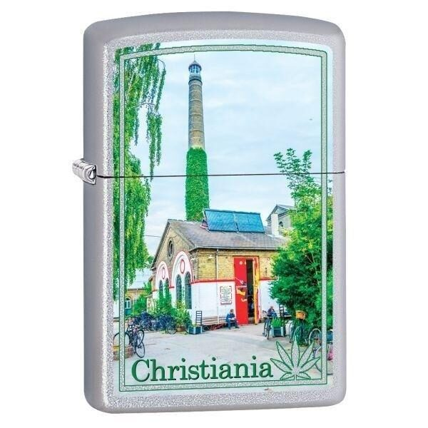 Zippo christiania