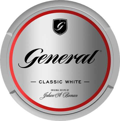 general classic white